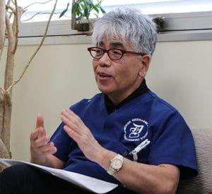 下田和孝(しもだ・かずたか)先生