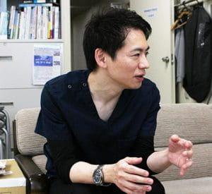 志水太郎(しみず・たろう)先生
