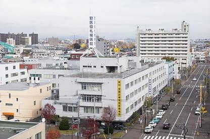 勤医協札幌病院