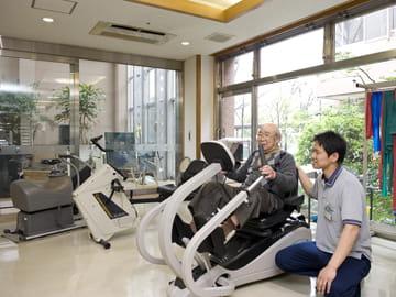 医療法人創和会 しげい病院