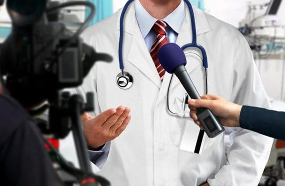 テレビ出演の多い医師 TOP5
