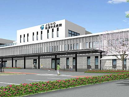 独立行政法人地域医療機能推進機構(JCHO) 松浦中央病院